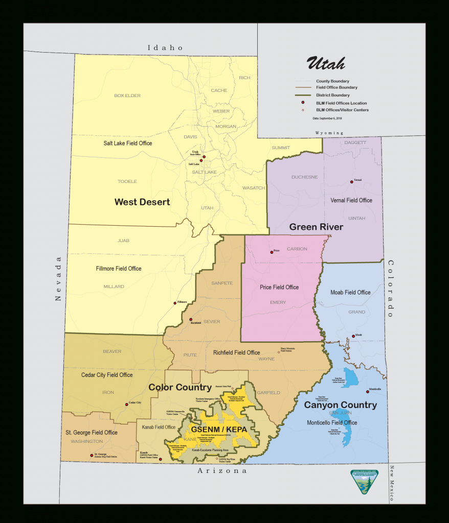 Maps | Bureau Of Land Management - Blm Land Florida Map