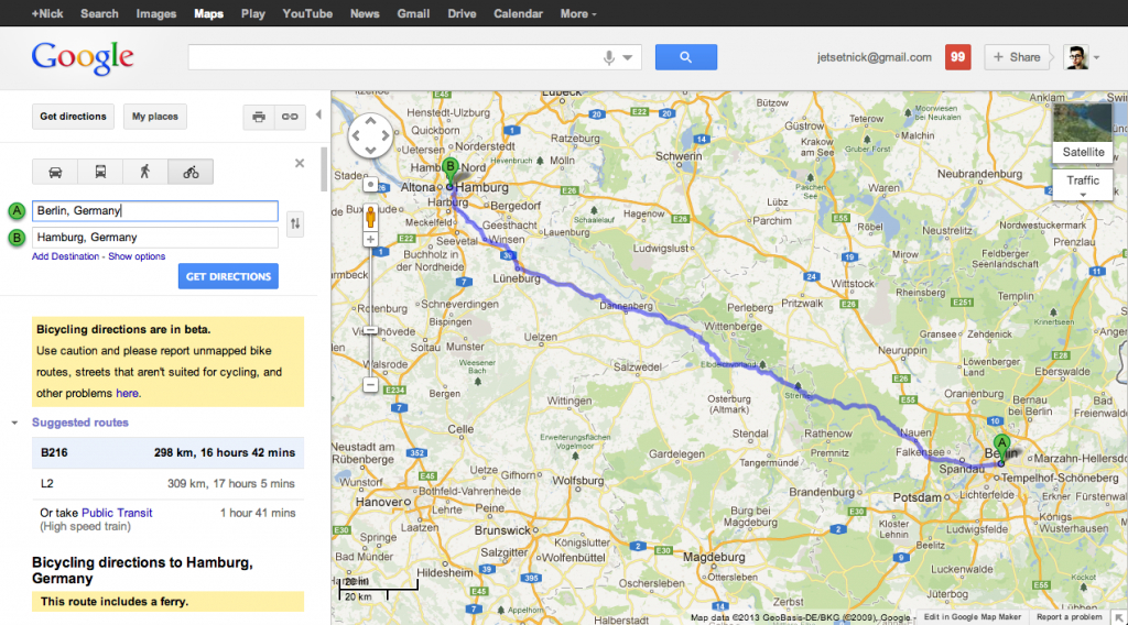 Maps Germany Google And Travel Information | Download Free Maps - Google Maps Driving Directions Texas