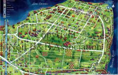 Printable Map Of Niagara On The Lake