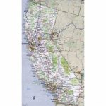 Maps Of California | Collection Of Maps Of California State | Usa   Large Detailed Map Of California