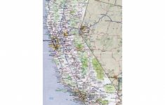 Maps Of California | Collection Of Maps Of California State | Usa – Large Detailed Map Of California