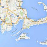 Maps Of Cape Cod, Martha's Vineyard, And Nantucket   Printable Map Of Cape Cod Ma