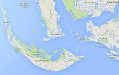 Captiva Island Florida Map