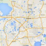 Maps Of Florida: Orlando, Tampa, Miami, Keys, And More   Google Maps Orlando Florida