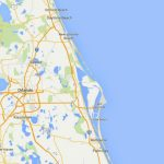 Maps Of Florida: Orlando, Tampa, Miami, Keys, And More   Google Maps South Beach Florida