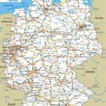 Maps Of Germany | Detailed Map Of Germany In English | Tourist Map   Large Printable Map Of Germany