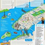 Maps Of New York Top Tourist Attractions   Free, Printable   Map Of Nyc Attractions Printable
