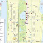 Maps Of New York Top Tourist Attractions   Free, Printable   Printable New York Street Map
