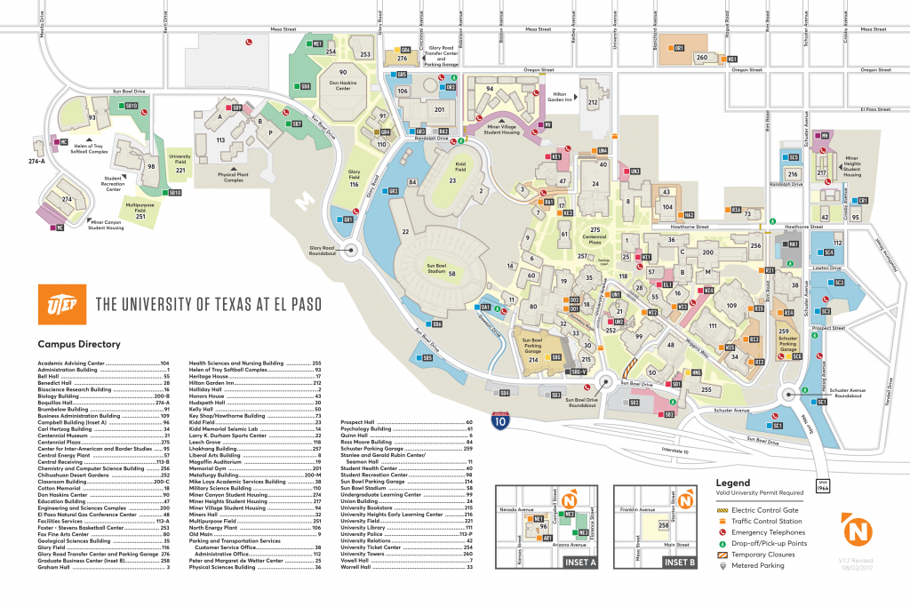 Maps - Texas State Dorm Map