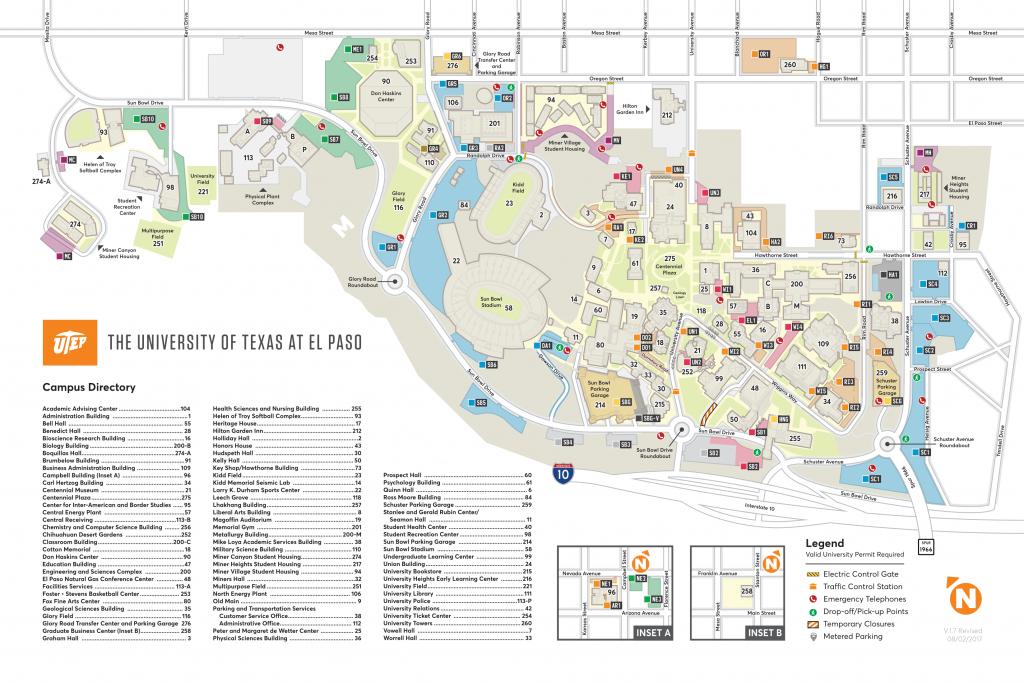 Maps - Texas Tech Dorm Map