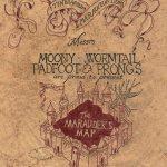 Marauder's Map | Harry Potter | Harry Potter, Marauders Map   The Marauders Map Printable