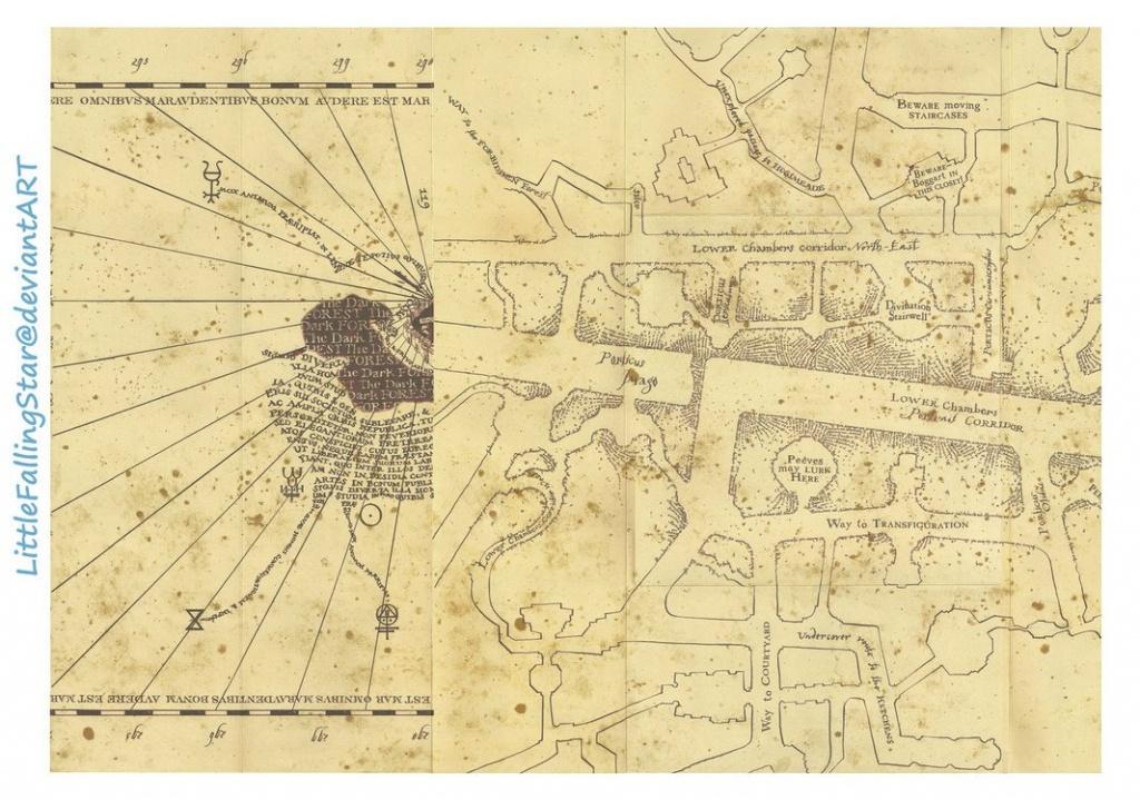 Marauders Map Template. Harry Potter Map Template Cool Templates Www - Marauders Map Template Printable