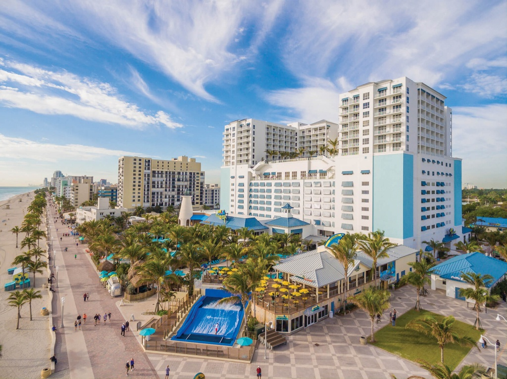 Margaritaville Hollywood Beach Resort Overview - Map Of Hotels In Hollywood Florida