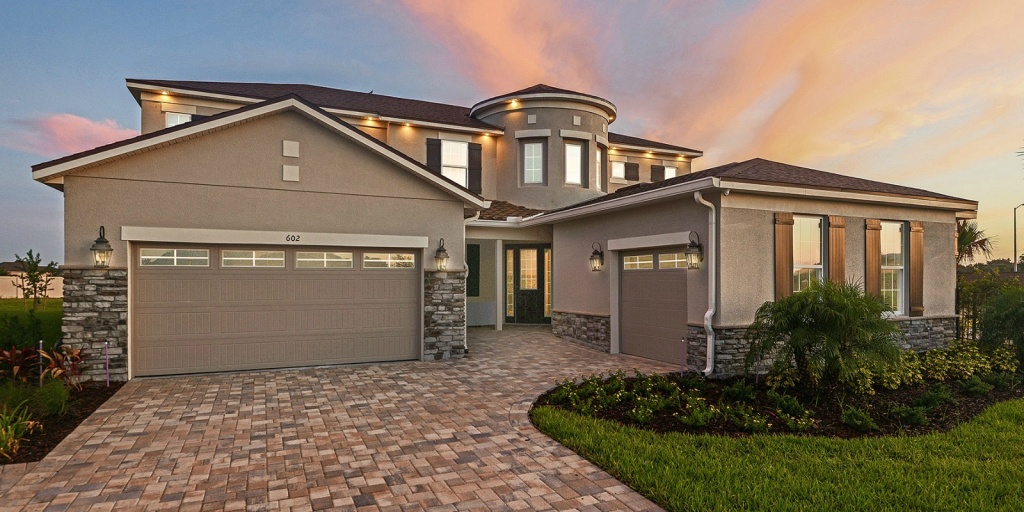 Mattamy Homes | New Homes For Sale In Orlando, Winter Garden: Oxford - Map Of Homes For Sale In Florida