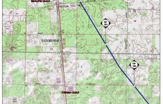 Mcalpin Florida Map