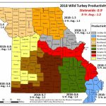 Mdc Predicts Fall Turkey Hunting Likely To Be Challenging | Missouri   Texas Parks And Wildlife Public Hunting Lands Map Booklet
