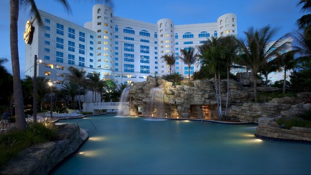 Meetings And Events At Seminole Hard Rock Hotel & Casino, Hollywood - Map Of Hotels In Hollywood Florida