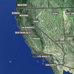Metro Interactive Radar | Sacramento, Ca | Abc10   Northern California Weather Map