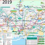 Metro Map Of Barcelona 2019 (The Best)   Metro Map Barcelona Printable