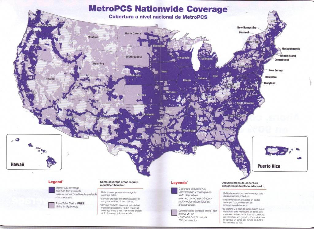 Metropcs Coverage Map - Squarectomy - Metropcs Coverage Map Texas