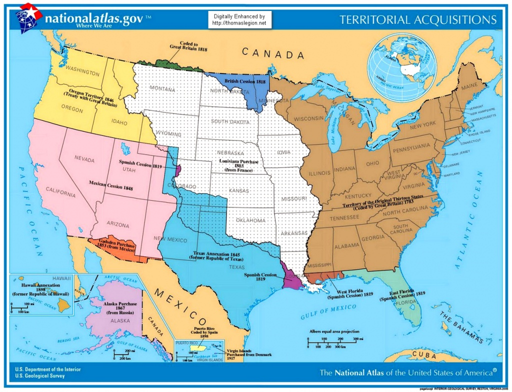 Mexican Cession History Territory Mexican Cession Summary Us - Texas Independence Map