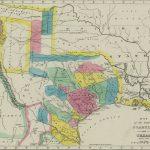 Mexican Texas | The Handbook Of Texas Online| Texas State Historical   Rule Texas Map