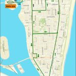Miami Beach Free Trolley Service | South Beach Magazine   Google Maps South Beach Florida