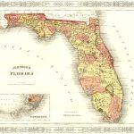 Miami Beach | History Of Florida | Vintage Florida, State Map, Map   Historic Florida Maps