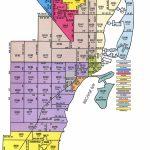 Miami Dade Zip Code Map   Map Of Dade County Florida
