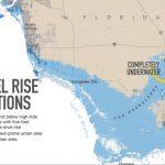 Miami May Be Underwater2100 – Youtube – Florida Underwater Map