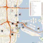 Miami Printable Tourist Map | Free Tourist Maps ✈ | Miami   Florida Attractions Map