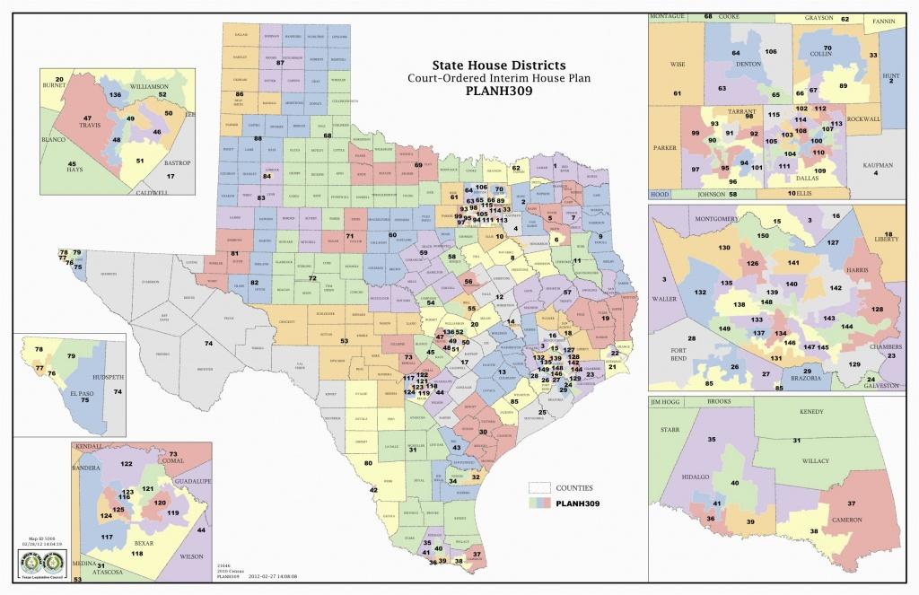 Michigan Senate Districts Map Texas Us Senate District Map New State - Texas District Map