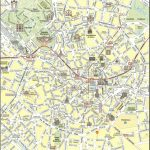 Milan Map   Detailed City And Metro Maps Of Milan For Download   Printable Map Of Milan City Centre