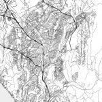 Mission Viejo, California   Area Map   Light | Hebstreits Sketches   Mission Viejo California Map