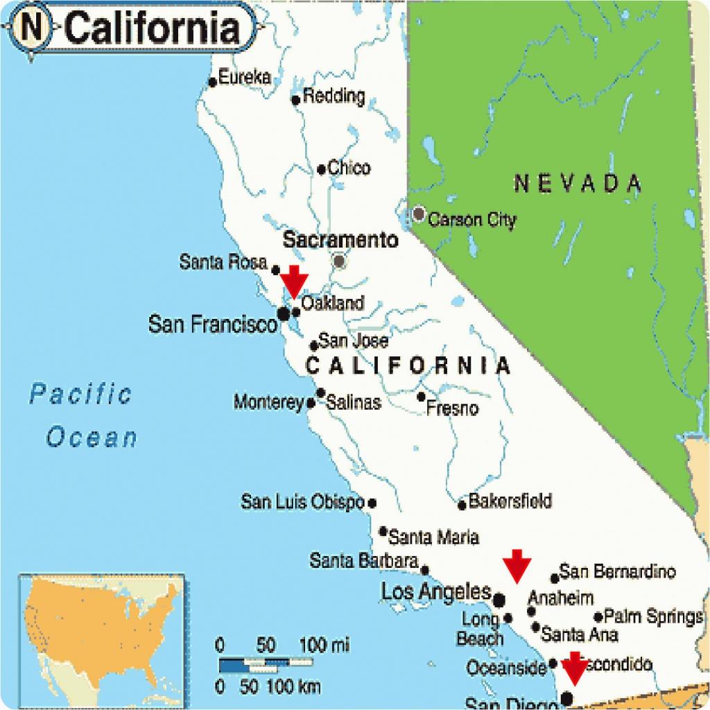 Monterey California Google Maps | Secretmuseum - Where Is Monterey California On The Map