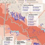 Montgomery County Homes Vulnerable To Repeat Flooding Issues   Conroe Texas Flooding Map