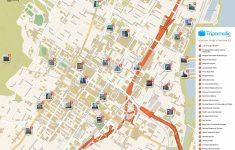 Printable Street Map Of Montreal