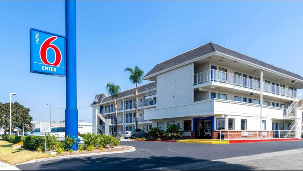 Motel 6 Anaheim - Fullerton East Hotel In Anaheim Ca ($69+) | Motel6 - Motel 6 Locations California Map