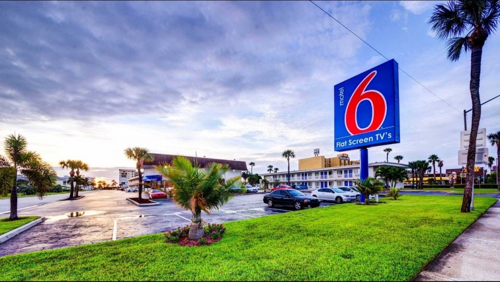 Motel 6 Cocoa Beach Hotel In Cocoa Beach Fl ($139+) | Motel6 - Map Of Hotels In Cocoa Beach Florida