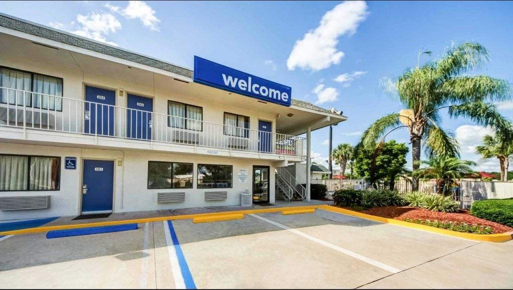 Motel 6 Lakeland Hotel In Lakeland Fl ($109+) | Motel6 - Lakeland Florida Hotels Map