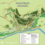 Mount Pisgah Arboretum Trail Maps | Mount Pisgah Arboretum   Printable Hiking Maps