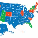 Multi-State Ccw Class – Florida Concealed Carry States Map