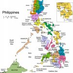 My Family Is From Sulu And Iloilo. Maybe One Day I Can Visit   Printable Map Of The Philippines