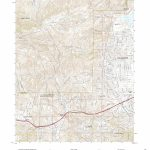 Mytopo Calabasas, California Usgs Quad Topo Map   Calabasas California Map