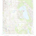 Mytopo Dundee, Florida Usgs Quad Topo Map   Dundee Florida Map