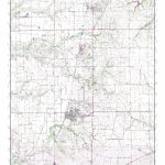 Mytopo Frisco, Texas Usgs Quad Topo Map – Frisco Texas Map