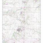 Mytopo Frisco, Texas Usgs Quad Topo Map – Frisco Texas Map