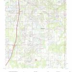 Mytopo Riverview, Florida Usgs Quad Topo Map   Riverview Florida Map
