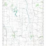 Mytopo Winnie Nw, Texas Usgs Quad Topo Map   Winnie Texas Map