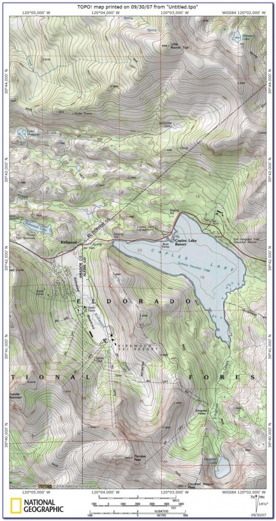 National Geographic Topo 343 2003 - Maps : Resume Examples #kwlebbbp9N - National Geographic Topo Maps California